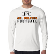P Football - Adult Performance Long-Sleeve Tee