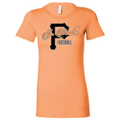 script - Ladies' Juniors' Fit The Favorite Tee
