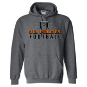 Football - Heavy Blend™ Hooded Sweatshirt