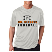 P Football - Adult Performance Tee